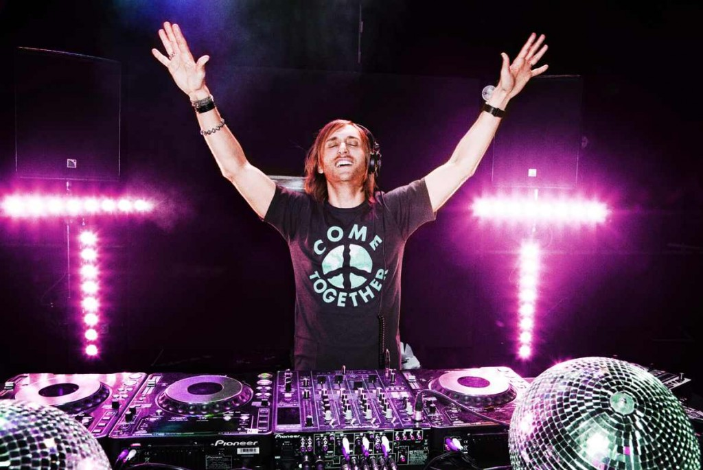 DJF Playlist: David Guetta, 'On The Dancefloor'