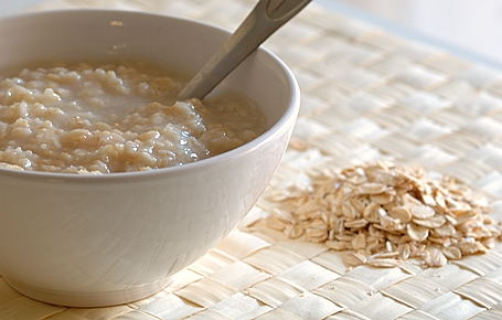 DJF Kitchen: Anabolic Oatmeal