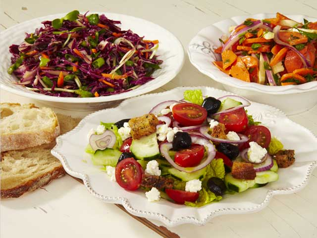 Protein Rich Salads: Perfect For Summer